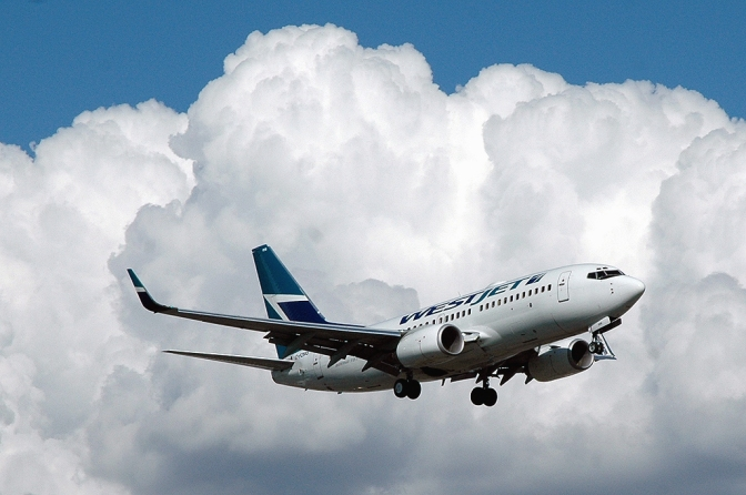 WestJet Takes Flight Before Christmas