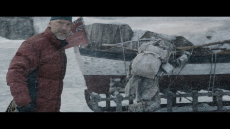 Modern-day adventurer Les Stroud tell the story of arctic explorer Dr. John Rae in the first installment of a new campaign for the HBC History Foundation (CNW Group/Hudson's Bay)